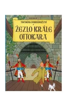 Hergé: Tintin 8 - Žezlo krále Ottokara cena od 152 Kč