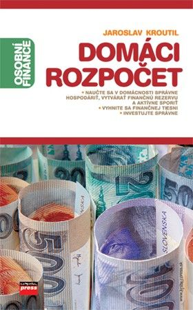 Jaroslav Kroutil: Domáci rozpočet cena od 81 Kč