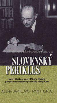 Vydavateľstvo SSS Slovenský Perikles cena od 118 Kč