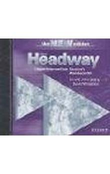 OXFORD New Headway 3E Upper Stud WB CD cena od 183 Kč