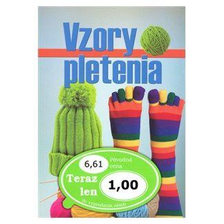 Zdenka Pudilová: Vzory pletenia cena od 20 Kč