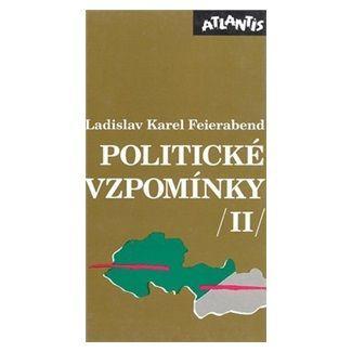 Ladislav Karel Feierabend: Politické vzpomínky 2. cena od 208 Kč