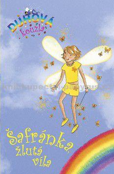 Daisy Meadows: Šafránka, žlutá víla cena od 0 Kč