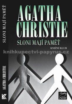 Agatha Christie: Sloni mají paměť cena od 77 Kč