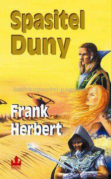 Frank Herbert: Spasitel Duny cena od 209 Kč