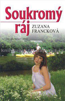 Zuzana Francková: Soukromý ráj cena od 99 Kč