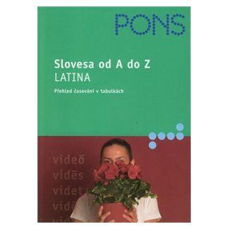 Rainer Hahn: Slovesa od A do Z - Latina cena od 87 Kč