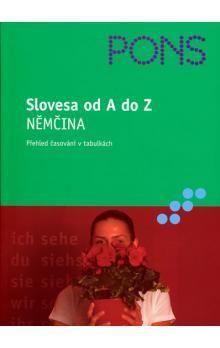 Weermann Eva Maria: Slovesa od A do Z - Němčina cena od 70 Kč