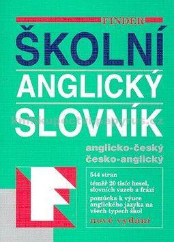Anglicko český česko anglický slovník Školní cena od 210 Kč