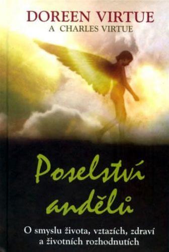 Doreen Virtue: Poselství andělů cena od 109 Kč