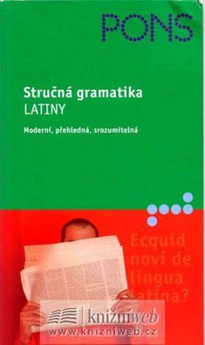 Helmut Schareika: Stručná gramatika latiny cena od 24 Kč