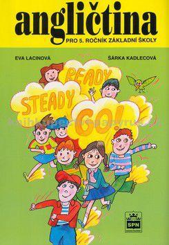 Šárka Kadlecová: Angličtina pro 5.ročník základní školy cena od 103 Kč