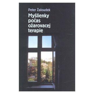 Peter Žaloudek: Myšlienky počas ožarovacej terapie cena od 132 Kč