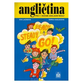 Eva Lacinová: Angličtina pro 7.ročník základní školy cena od 103 Kč