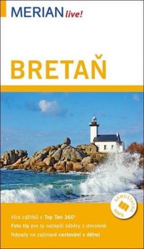 Dirk Schröder: Merian 34 - Bretaň - 3.vydání cena od 136 Kč