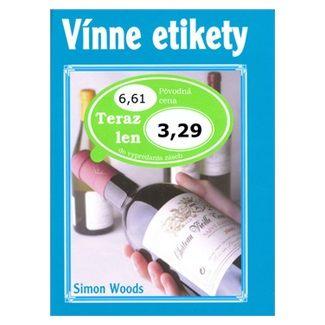Simon Woods: Vínne etikety cena od 70 Kč