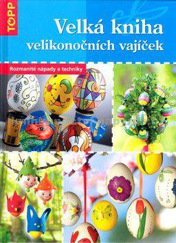 ANAGRAM Velká kniha velikonočních vajíček cena od 171 Kč