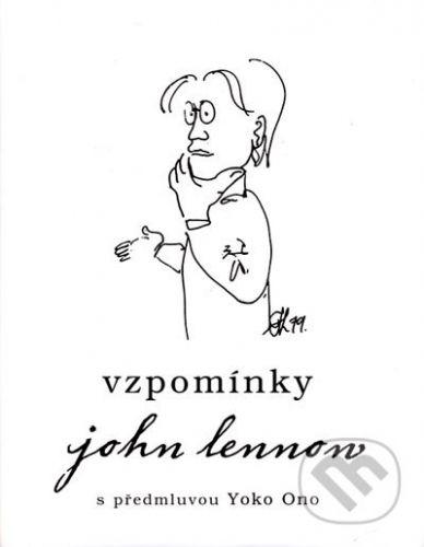 Yoko Ono: Vzpomínky - John Lennon cena od 73 Kč