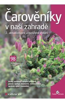 Miroslav Kostelníček: Čarověníky v naší zahradě - 2.vydání cena od 135 Kč