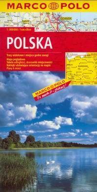 Polsko 1:800 000 cena od 199 Kč