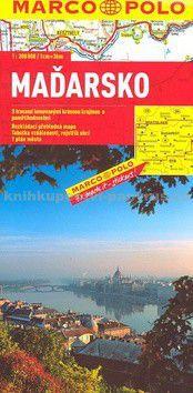 Maďarsko 1:300 000 cena od 199 Kč