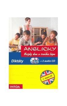 Brigitte Seidl, Ingrid Preedy: Anglicky každý den - diktáty + CD cena od 37 Kč
