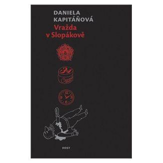 Daniela Kapitáňová: Vražda v Slopákově cena od 123 Kč