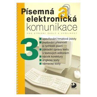Písemná a elektronická komunikace 3 cena od 93 Kč
