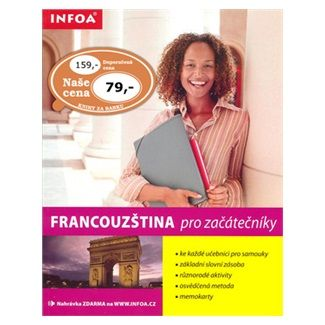 Jane Wightwick: Francouzština pro začátečníky/INFOA cena od 63 Kč
