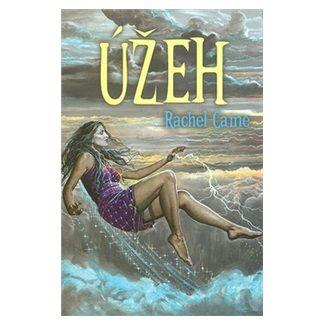 Rachel Caine: Úžeh - Správci počasí, kniha druhá cena od 135 Kč