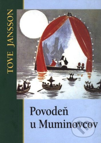 Tove Jansson: Povodeň u Muminovcov cena od 159 Kč