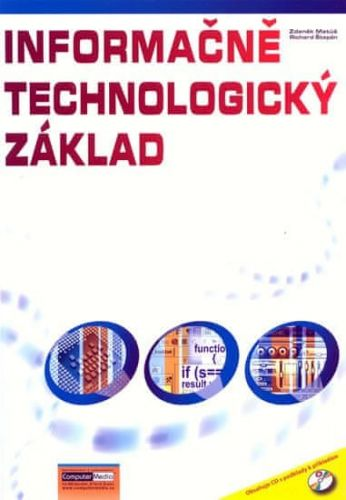 Matúš Zdeněk: Informačně technologický základ (cvičebnice) + CD cena od 134 Kč