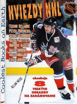 Allan Weiss: Hviezdy NHL cena od 123 Kč