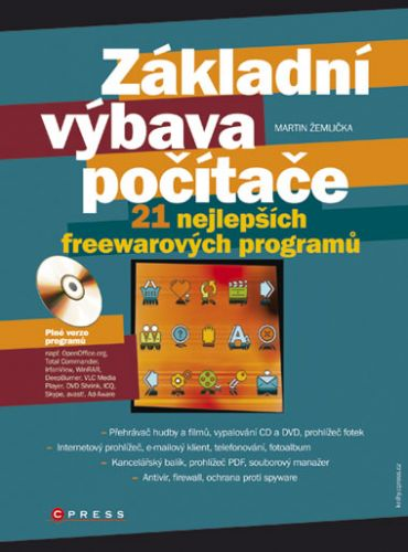 Martin Žemlička: Základní výbava počítače cena od 125 Kč