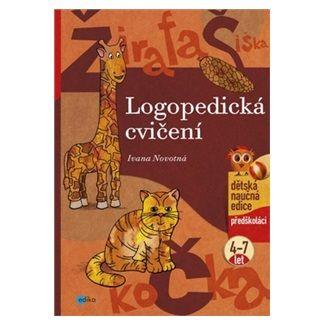 Iveta Novotná: Logopedická cvičení cena od 144 Kč