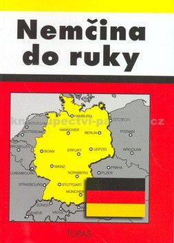 Artúr Sandany: Nemčina do ruky cena od 94 Kč