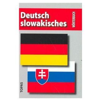 Tomáš Dratva: Slovensko-nemecký a nemecko-slovenský slovník cena od 87 Kč
