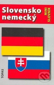 Tomáš Dratva: Slovensko-nemecký a nemecko-slovenský minislovník cena od 89 Kč