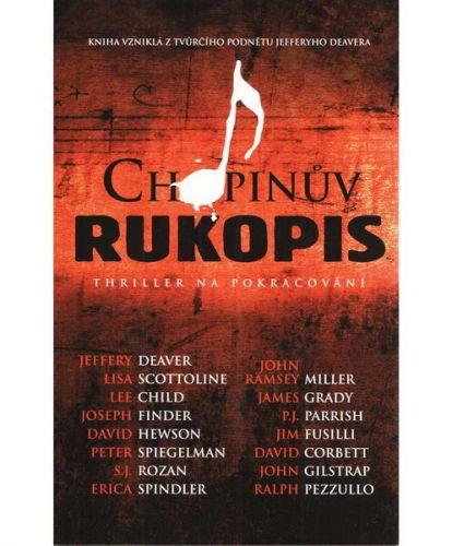 Jeffery Deaver: Chopinův rukopis - Jeffery Deaver cena od 79 Kč