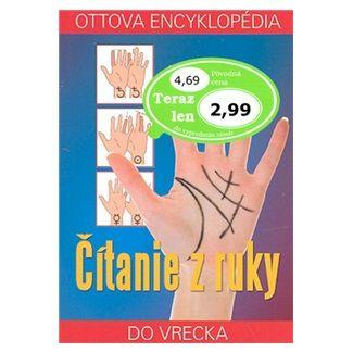 Ottovo nakladateľstvo Ottova encyklopédia Čítanie z ruky cena od 63 Kč