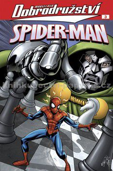 EGMONT SPIDER-MAN 3 cena od 98 Kč