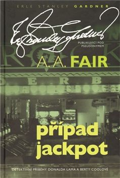 A.A. Fair: Případ Jackpot cena od 135 Kč