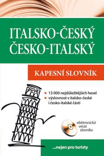 Italsko-český/ Česko-italský kapesní slovník cena od 119 Kč