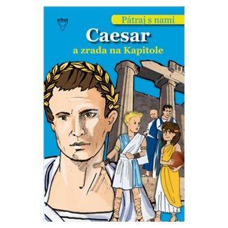 Franziska Jaekel: Caesar a zrada na Kapitole cena od 144 Kč