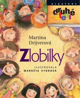 Markéta Vydrová, Martina Drijverová: Zlobilky cena od 169 Kč