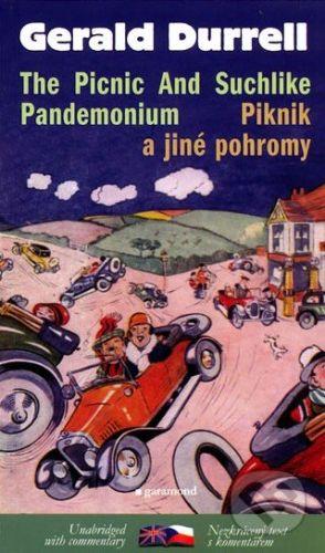 Gerald Durrell: Piknik a jiné pohromy / Picnic and suchl cena od 147 Kč