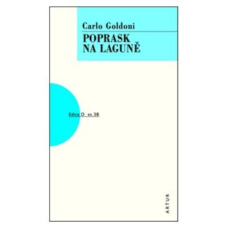 Carlo Goldoni: Poprask na laguně cena od 59 Kč