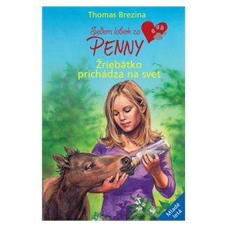 Thomas Brezina: Žriebätko prichádza na svet - Sedem labiek za Penny cena od 120 Kč