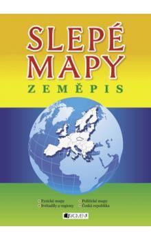 Jaroslava Barešová: Slepé mapy - Zeměpis cena od 101 Kč