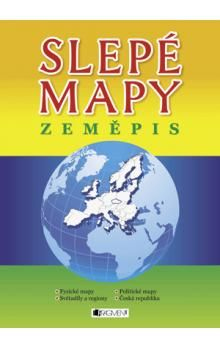 Slepé mapy - Zeměpis cena od 116 Kč
